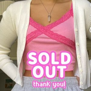 SOLD!!!brandy melville white sweater